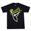 Famous Stars and Straps New Wildcat T-shirt Navy