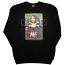 Crooks & Castles Castles Sweatshirt Black