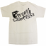 Famous Stars and Straps Big Family T-shirt White