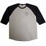 Brixton Wheeler 3/4 Sleeve Baseball T-Shirt Navy