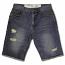 Lrg Nomad True Straight Denim Walk Shorts Surefire Wash