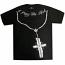 Mafioso Confessions 2 T-Shirt Black