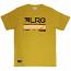 Lrg Astro T-shirt Warrior Yellow