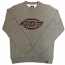 Dickies Vermont Sweatshirt Dark Grey Melange