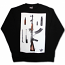 Mafioso Breakdown Sweatshirt Black