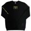 Crooks & Castles Fades Sweatshirt Black