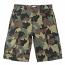 LRG RC TS Ripstop Cargo Shorts Olive Camo