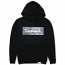 Diamond Supply Co Scatter Box Logo Hoodie Black