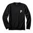 Primitive Apparel Dirty P Sweatshirt Black