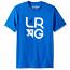 LRG Stacked T-shirt Royal