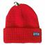 Brixton Langley Beanie Hat Dark Red