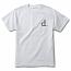 Diamond Supply Co Un Polo T-shirt White Blue