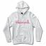 Diamond Supply Co Neon OG Script Hoodie White