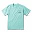 Diamond Supply Co Mini Og Sign T-shirt Diamond Blue