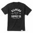Diamond Supply Co Athletic T-shirt Black