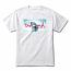 Diamond Supply Co Transparent T-shirt White