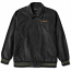 Diamond Supply Co Corduroy Varsity Jacket Black