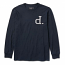 Diamond Supply Co Un Polo Football Top Navy