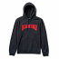 Diamond Supply Co Conference Hoodie Navy