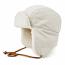 Brixton Baron II Ear Flap Cap Cream