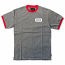 Diamond Supply Co Heavyweights Ringer T-shirt Grey