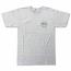 Brixton Wheeler II T-Shirt Heather Grey