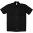 Dickies 1574 Short Sleeve Work Shirt Black