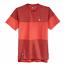 Lrg Volver Knit T-shirt Red