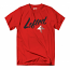 Lrg Lifted Tree T-shirt Red