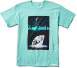 Diamond Supply Co Enchanted  T-shirt Diamond Blue