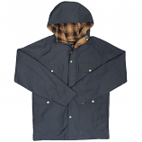 Brixton Ridge Jacket Navy
