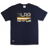 Lrg RC Astro Grunge T-shirt Navy