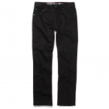 Lrg RC Slim Straight Fit Jeans Triple Black