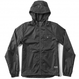 Lrg RC Windbreaker Jacket Dark Charcoal