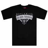 Mishka D.A Kickoff T-Shirt Black