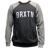 Brixton Hamilton Sweatshirt Washed Black