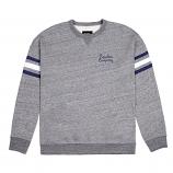 Brixton Barton Sweatshirt Grey