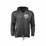 HIPHOP73 B-boy Life Windbreaker Jacket Black