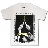 Mafioso Baptism T-Shirt White
