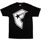 Famous Stars and Straps OG Boh T-shirt Black White