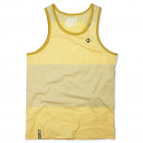LRG Core Collection Striped Tank Top Yellow