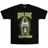 Rebel8 Fried T-shirt Black