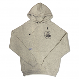 Crooks & Castles Watchtower Hoodie Heather Oatmeal