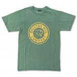 Brixton Forte T-Shirt Leaf