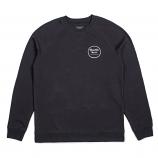 Brixton Wheeler Intl Sweatshirt Black