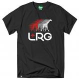 Lrg Front Runners T-Shirt Black