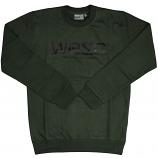 WeSC Crewneck Sweatshirt Kombu Green