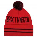 Brixton Quin Beanie Hat Red