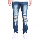 Embellish Mackenzie Ripped Denim Jeans