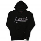 Diamond Supply Co Diamond League Hoodie Black